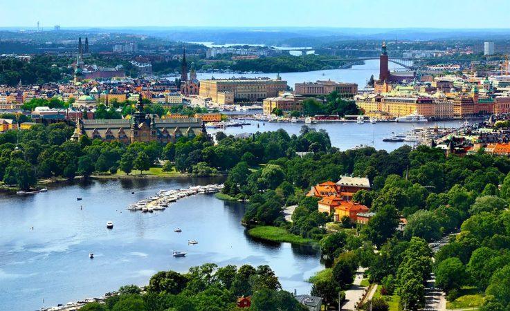 Hands On Travel Sign Language Deaf Tours ASL nordics Sweden Norway Finland Denmark Stockholm