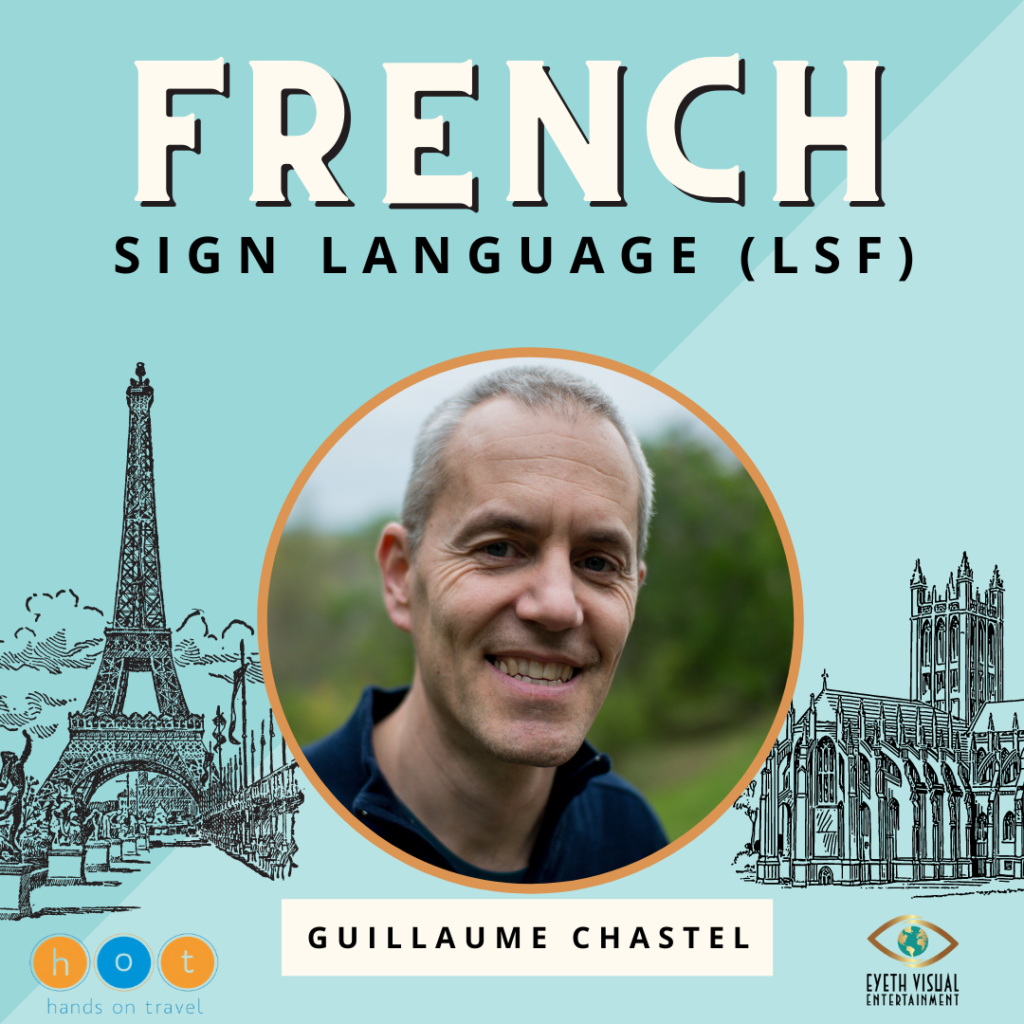 Hands on Travel - French Sign Language (LSF) - Course
