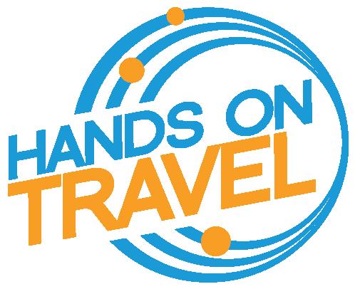 Hands On Travel Logo