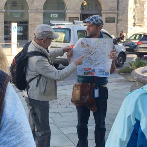 Hands On Travel Sign Language Deaf Tours ASL Switzerland local guide
