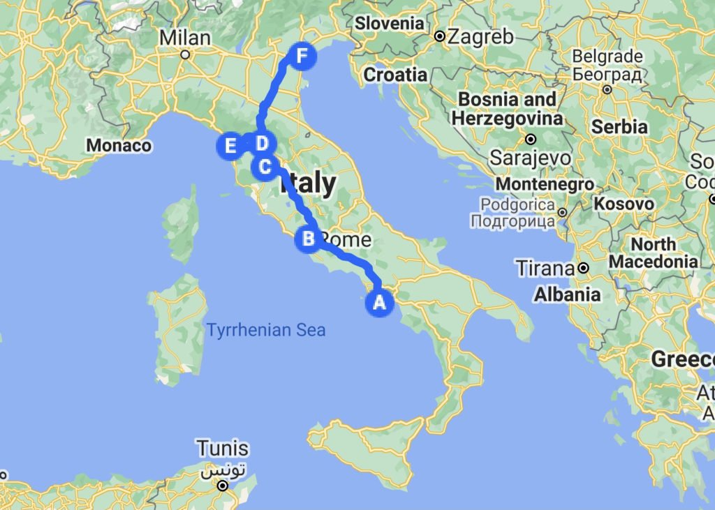 hands-on-travel-deaf-tours-map-italy