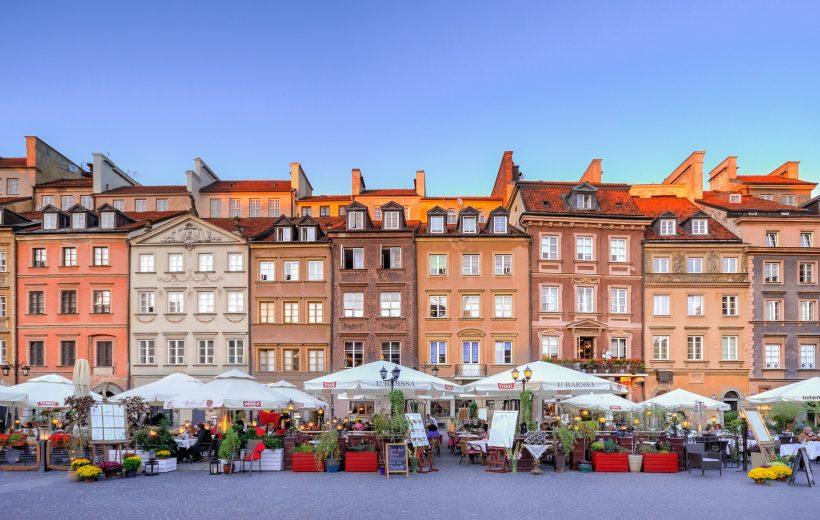 Poland, Czechia & Germany 2022